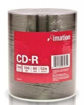 Диски Imation CD-R 700Mb 52x Bulk 50шт