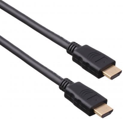 Фото - Кабель HDMI 1.8м Exegate EX194332RUS круглый черный кабель hdmi 3м exegate ex194333rus круглый черный