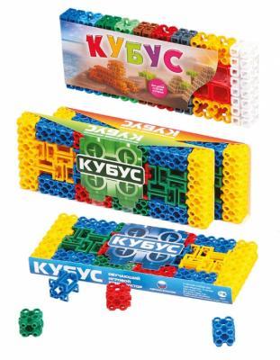 Купить Конструктор Биплант Кубус (малая упаковка) 40 элементов 11021, Пластмассовые конструкторы