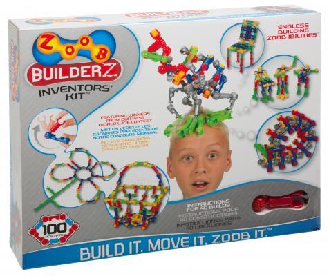 Конструктор ZOOB Inventor's Kit 100 элементов 11100