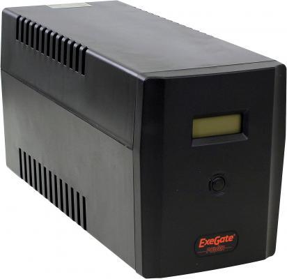 ИБП Exegate UNB-1500 1500ВА аккумулятор для ибп exegate power exg6120 234537