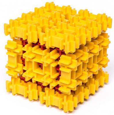Конструктор FANCLASTIC Головоломка 27 элементов F1013 конструктор fanclastic f1017 желтая буква