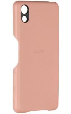 все цены на Чехол SONY SBC30 для Xperia X Performance розовый онлайн
