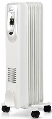 Масляный радиатор BALLU Comfort 1000 Вт белый BOH/CM-05WDN биметаллический радиатор rifar рифар b 500 нп 10 сек лев кол во секций 10 мощность вт 2040 подключение левое