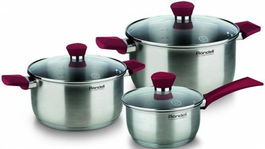 Набор посуды Rondell Bojole RDS-817 6 предметов набор посуды rondell bojole rds 818 8 предметов