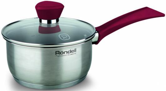 лучшая цена Ковш Rondell Strike 811-RDS 14 см 0.9 л нержавеющая сталь