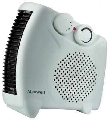 Тепловентилятор Maxwell MW-3453(W) 2000 Вт вентилятор белый