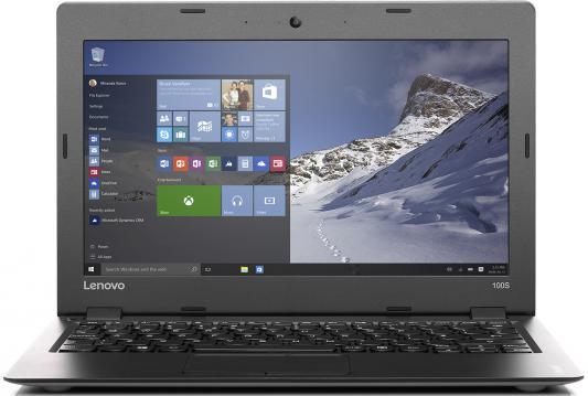 """Ноутбук Lenovo IdeaPad 100s-14IBR 14"""" 1366x768 Intel Celeron-N3060 80R9008KRK"""