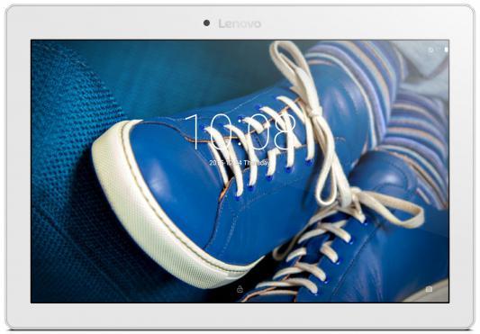 "Планшет Lenovo TAB 2 X30F 10.1"" 16Gb белый Wi-Fi Bluetooth Android ZA0C0100RU"