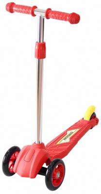 Купить Самокат RT MINI ORION красный 164в2 (пакет), Трехколесные самокаты для детей