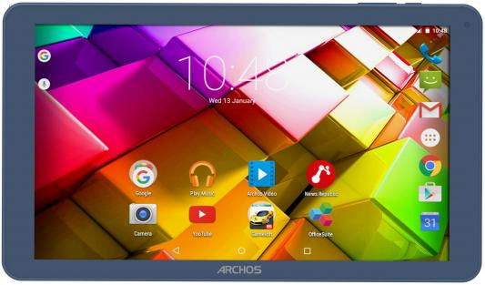 "Планшет ARCHOS 101c Copper 10.1"" 16Gb синий Wi-Fi Bluetooth 3G Android 503213"