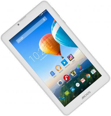 "Планшет ARCHOS 70 Xenon Color 7"" 8Gb белый Wi-Fi 3G Bluetooth Android 503179 503179"