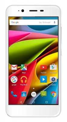 "Смартфон ARCHOS A50 Diamond S белый 5"" 16 Гб LTE Wi-Fi GPS 503167"