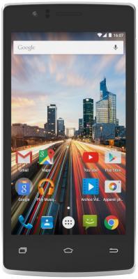"""Смартфон ARCHOS 45c Helium черный 4.5"""" 8 Гб LTE Wi-Fi GPS 3G 503146"""