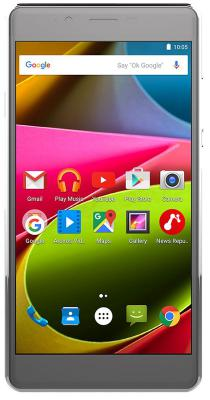 "Смартфон ARCHOS 55 Cobalt Plus серый 5.5"" 16 Гб Wi-Fi GPS LTE 503148"