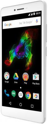"Смартфон ARCHOS 50 Platinum 4G белый 5"" 8 Гб LTE Wi-Fi GPS 503286"