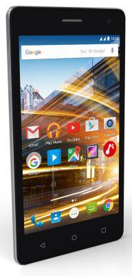 """Смартфон ARCHOS 50d Neon черный 5"""" 8 Гб Wi-Fi GPS 503145"""