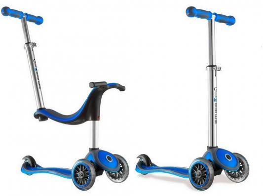 Самокат Y-SCOO Y-SCOO RT GLOBBER My Free NEW Technology Seat синий