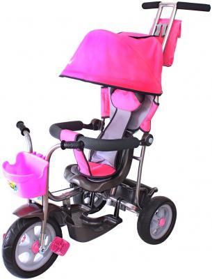 """Велосипед RT Galaxy Лучик 10""""/8"""" розовый Л001"""