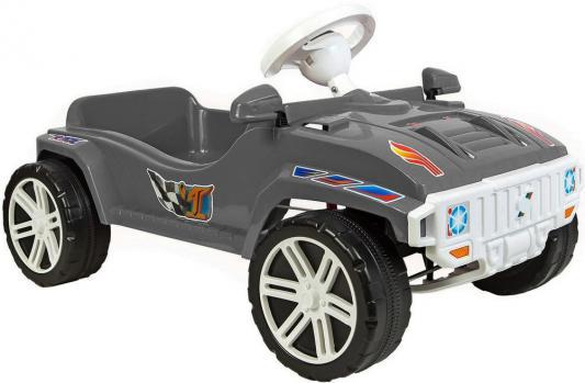 Машина педальная RT RACE MAXI Formula 1 цв.серый ОР792