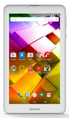 "Планшет ARCHOS 70b Copper 7"" 4Gb белый Wi-Fi 3G Bluetooth Android 503002"