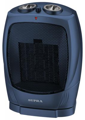 Тепловентилятор Supra TVS-PS15-2 1500 Вт вентилятор синий