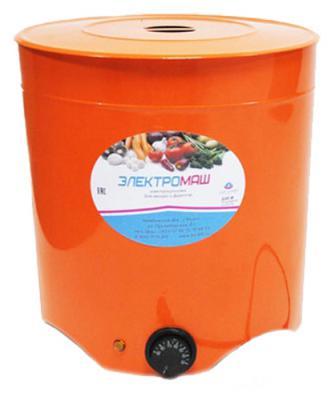 Сушилка для овощей и фруктов Отечественная техника Электромаш 4 оранжевый