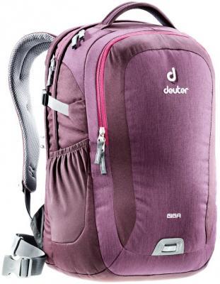 Городской рюкзак Deuter Giga 28 л черничный 80414-5032 рюкзак deuter daypacks giga цвет бирюзовый 28 л