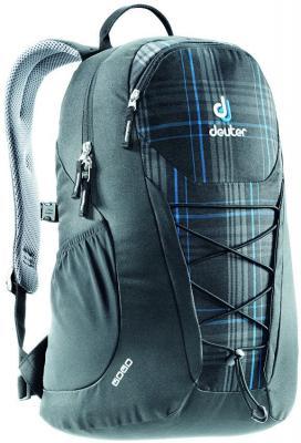 Рюкзак Deuter GO GO 25 л 81213-7260 серо-синяя клетка