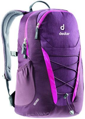 Рюкзак Deuter GO GO 25 л черничный 81213-7260 рюкзак deuter 2015 daypacks go go blue arrowcheck 80146 3016 000 00