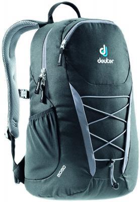 Рюкзак Deuter GO GO 25 л черный 3820016-7490 велосипедный рюкзак deuter superbike 18 exp с чехлом 51x31x16 18 4 л черный 32114 7410