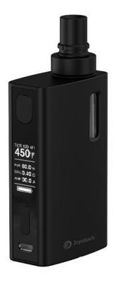 Электронная сигарета Joyetech eGrip 2 3.5 мл 2100 mAh черный