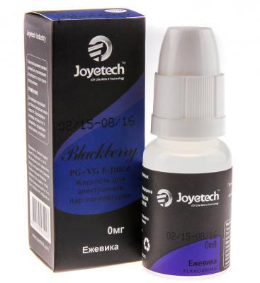Жидкость для заправки электронных сигарет Joyetech Ежевика 0 mg 30 мл