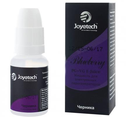 Жидкость для заправки электронных сигарет Joyetech Черника 0 mg 30 мл