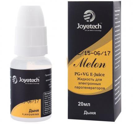 Жидкость для заправки электронных сигарет Joyetech Дыня 2 mg 30 мл