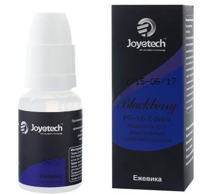 Жидкость для заправки электронных сигарет Joyetech Ежевика 2 mg 30 мл