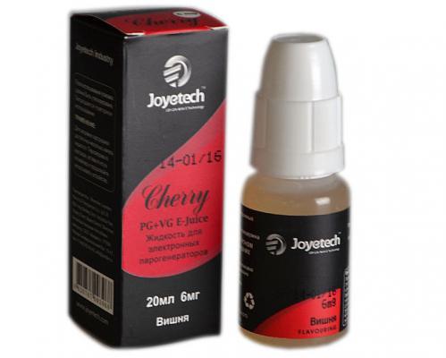 Жидкость для заправки электронных сигарет Joyetech Вишня 4 mg 30 мл