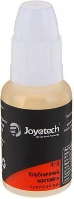 Жидкость для заправки электронных сигарет Joyetech Клубничный коктейль 4 mg 30 мл