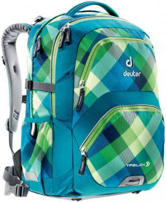 Школьный рюкзак Deuter Ypsilon 28 л зеленый синий 80223-3216 рюкзак deuter giga цвет коричневый темно синий 28 л