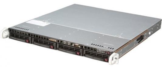 Сервер SuperMicro SYS-5018R-M-1U цена 2017