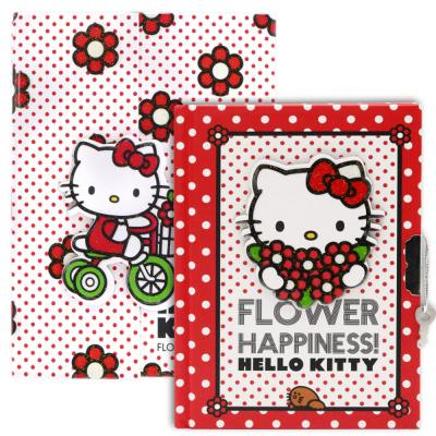 Блокнот Action! Hello Kitty A5 80 листов HKO-FN64/4114 блокнот action яхты abn 5 80 3 a5 80 листов