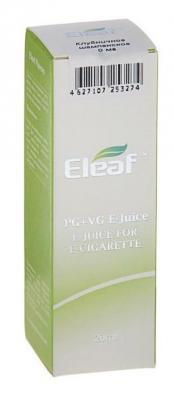 Жидкость для заправки электронных сигарет Eleaf Клубничное шампанское 0 mg 20 мл