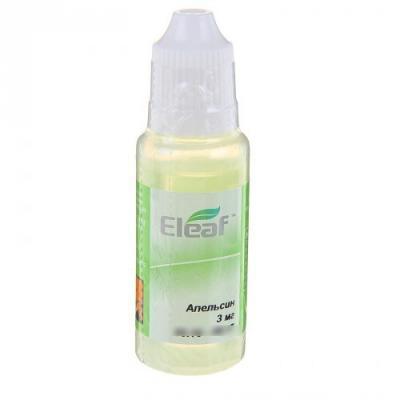 где купить Жидкость для заправки электронных сигарет Eleaf Апельсин 3 mg 20 мл по лучшей цене
