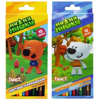 Картинка для Набор карандашей Action! FANCY 12 шт FCP401-12 в ассортименте