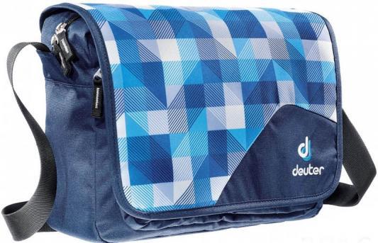Сумка Deuter ATTEND 10 л синий 85043-3016 рюкзак deuter 2015 daypacks go go blue arrowcheck 80146 3016 000 00