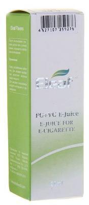 Жидкость для заправки электронных сигарет Eleaf Манго 3 mg 20 мл