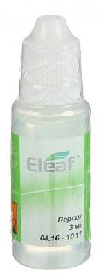 Жидкость для заправки электронных сигарет Eleaf Персик 3 mg 20 мл