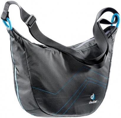 Сумка с отделением для ноутбука Deuter Pannier sling 12 л бирюзовый черный 85124-7321 сумка deuter cargo bag exp granite