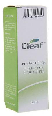 Жидкость для заправки электронных сигарет Eleaf Табачная смесь №4 3 mg 20 мл