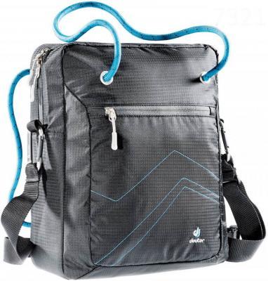 Сумка с отделением для ноутбука Deuter Pannier 14 л бирюзовый черный 85093-7321 deuter giga blackberry dresscode